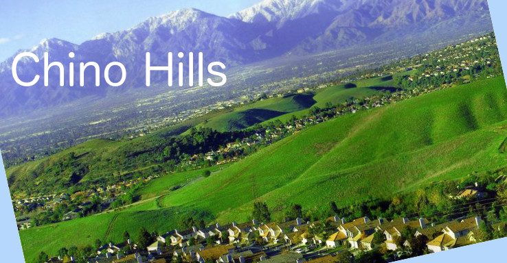 city of chino hills ca